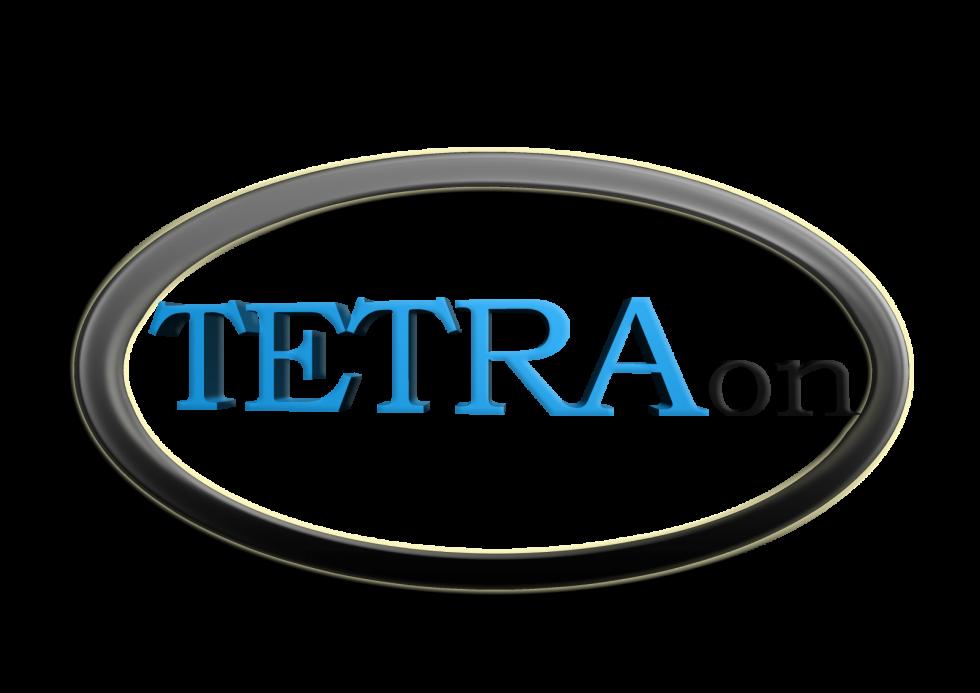 TETRAon logo